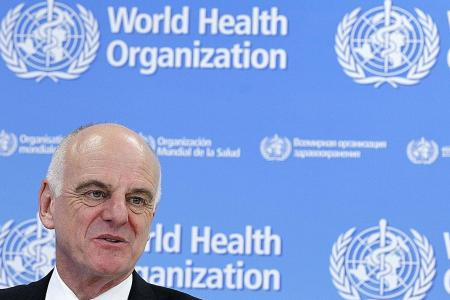 WHO special envoy predicts third wave in Europe early next year