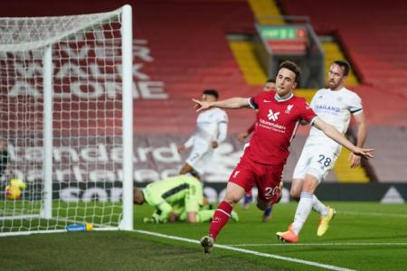 'On fire' Liverpool respond in style to injury crisis