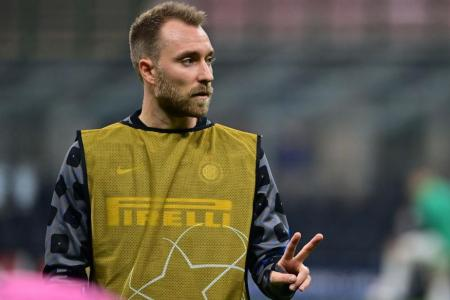 Eriksen set for Inter exit as Italy move turns sour