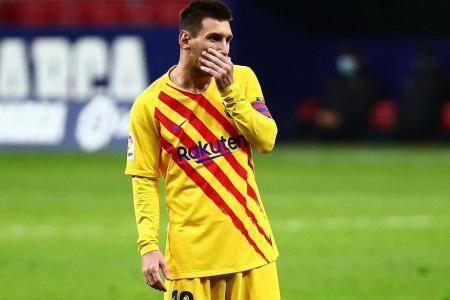 Barcelona to rest Lionel Messi and Frenkie de Jong against Dynamo Kiev