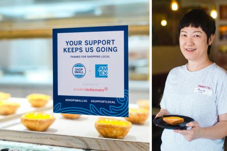 Amex launches cashback initiative to boost local businesses