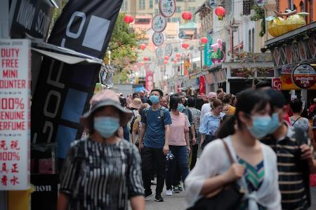 Next year's Chinese New Year Bazaar in Chinatown scrapped over Covid