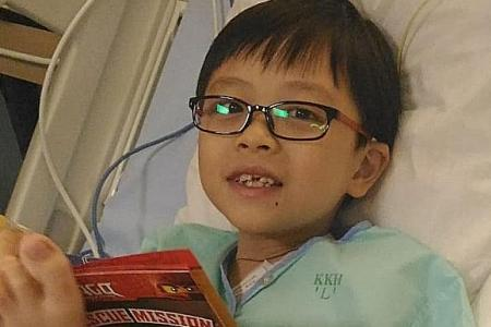 Boy dies of cancer before he can collect his PSLE results