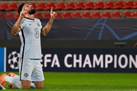 Olivier Giroud getting better with age: Frank Lampard