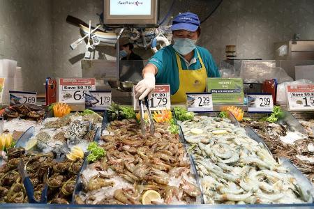 Singapore starts importing frozen shrimps from Saudi Arabia