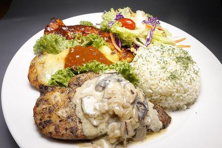 Makansutra: Big, bold flavours at Big Bern's