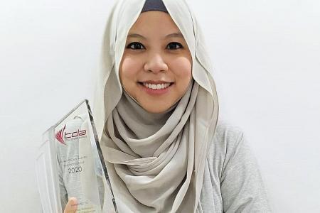 Childcare teacher among winners of National Service Advocate award