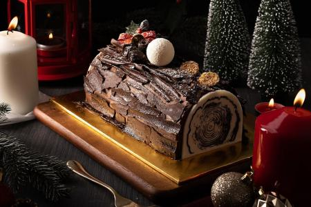 Have a chocolatey Christmas