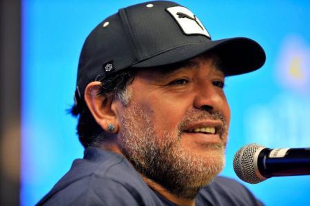 Maradona dies of heart attack
