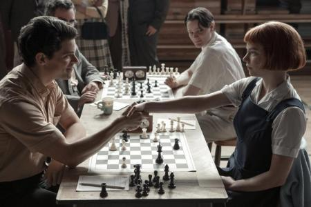 Hit Netflix show The Queen's Gambit sparks chess frenzy