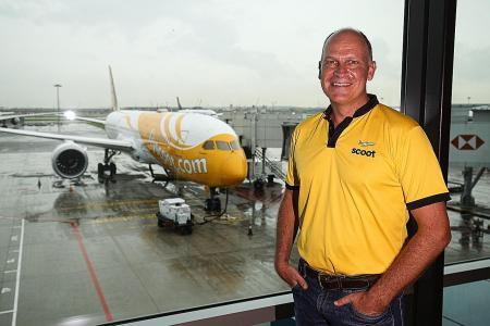 Future of Scoot is bright, says CEO
