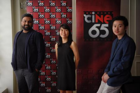 Film about video rental store screened at ciNE65 launch