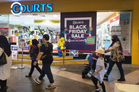 Grab eye-popping gifts with purchase, Black Friday discounts at Courts