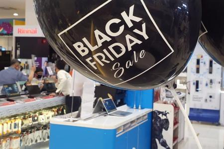 Don't miss out on Gain City's unbeatable Black Friday bargains