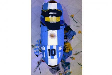 Maradona's football gifts were the stuff of dreams: Leonard Thomas