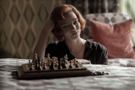 Queen's Gambit pays off as Netflix show sparks global interest in chess