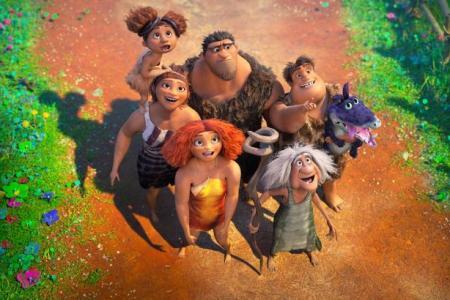Croods 2 leads sluggish Thanksgiving box office