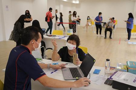 Successful start to SingapoRediscovers tourism exercise