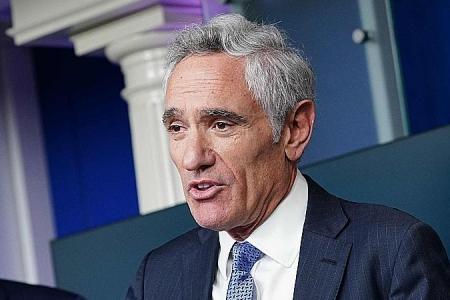 Trump's controversial special adviser on coronavirus resigns