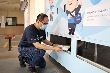 Trial of smart letterboxes to start at Clementi HDB blocks