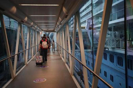 Cruise operators optimistic with travellers eager to set sail