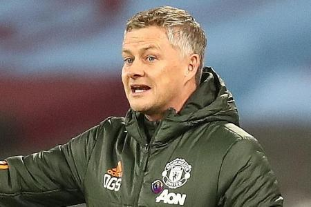 Man United's away form shows character, says Solskjaer