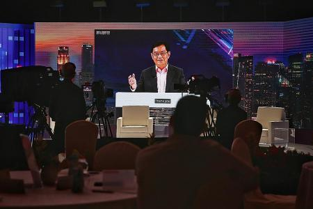 Technology, innovation will drive post-pandemic recovery: DPM Heng