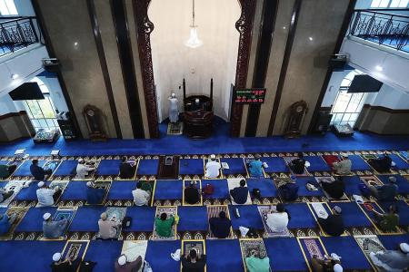 More people allowed for services at some places of worship