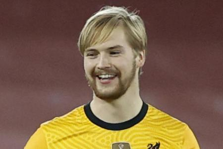Alisson's proud of me, says stand-in goalkeeper Caoimhin Kelleher