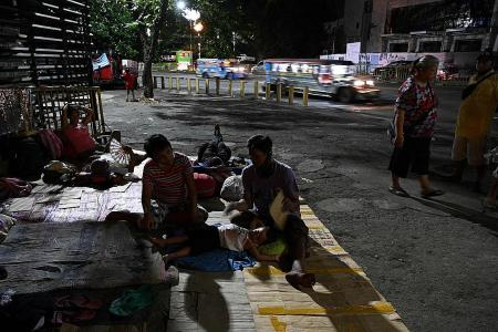 Record number of families in the Philippines going hungry