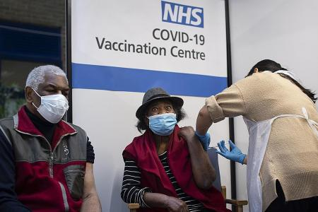 Britain warns people with serious allergies to avoid Pfizer vaccine