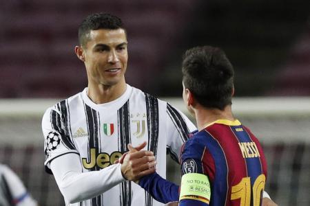 Cristiano Ronaldo: I never saw Lionel Messi as a rival