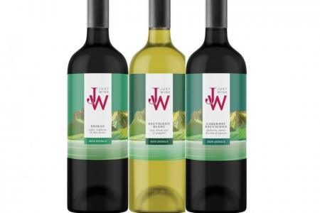 Wind 2020 down with FairPrice's Just Wine range, Food for #Live show