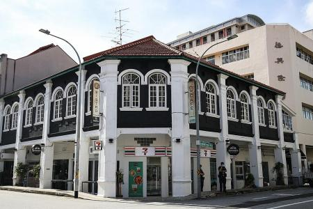 Cracks on Jalan Besar shophouse pillars raise concern