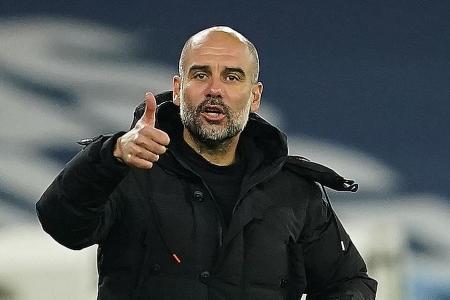 Sergio Aguero will never lose his scoring touch: Pep Guardiola