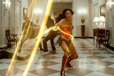 Emotional ride for Gadot in Wonder Woman sequel