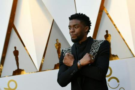 Boseman role in Black Panther will not be recast for sequel