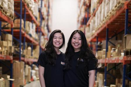 Young entrepreneurs give people a taste of Japan amid pandemic