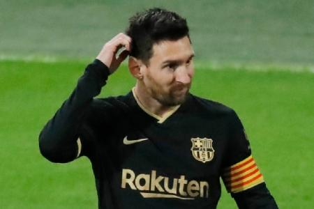 Messi salary at Barca unsustainable: presidential candidate