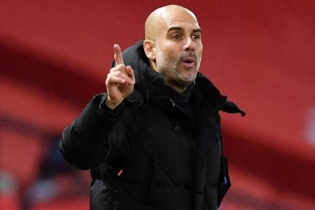 Guardiola wants City fit and firing for Gladbach test