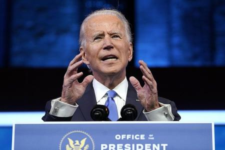 Trump, allies 'refuse to respect will of people, rule of law': Biden