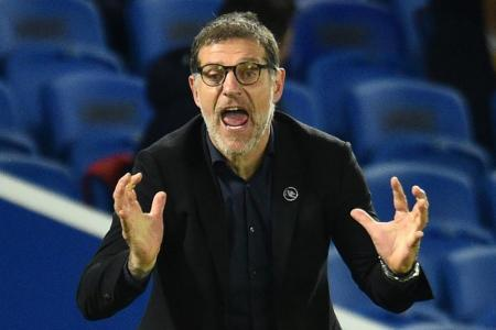West Brom sack manager Bilic