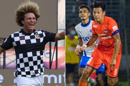 Tanjong Pagar United go on the attack with two new imports