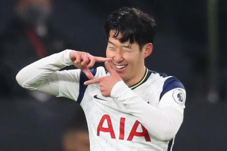 Son wants to end career at Spurs, says Mourinho