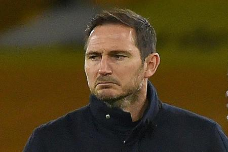 Frank Lampard rues complacency after consecutive losses