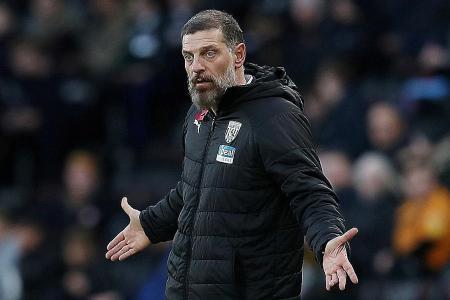 West Brom sack Slaven Bilic, appoint Sam Allardyce as manager