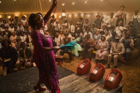 Race, music, strong women at heart of Netflix film Ma Rainey