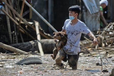 Record number of climate-related disasters in Asia-Pacific: Red Cross
