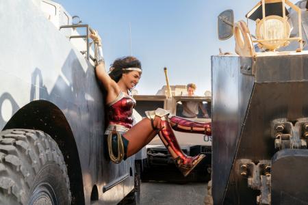 Movie review: Wonder Woman 1984