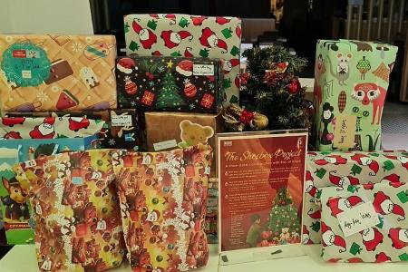 Shoebox Projects sees over 500 donations of gifts for needy kids
